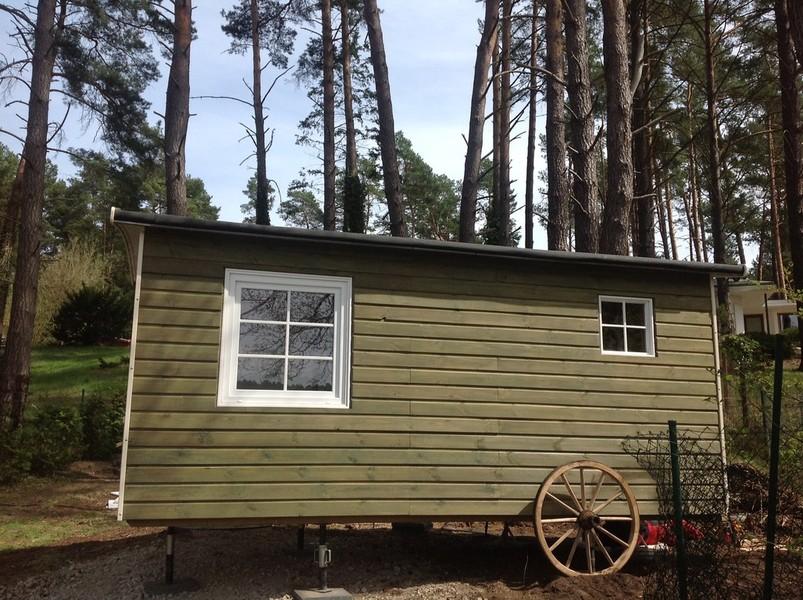 sch ferwagen manufaktur ein saunawagen entsteht. Black Bedroom Furniture Sets. Home Design Ideas